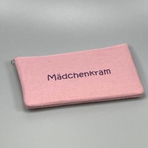 Filztascherl groß rosa